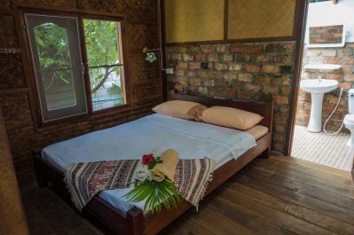 Sala Thongyon The Secret Garden Guesthouse of Savannakhe Superior room